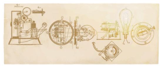 Google Doodle - Thomas Edison
